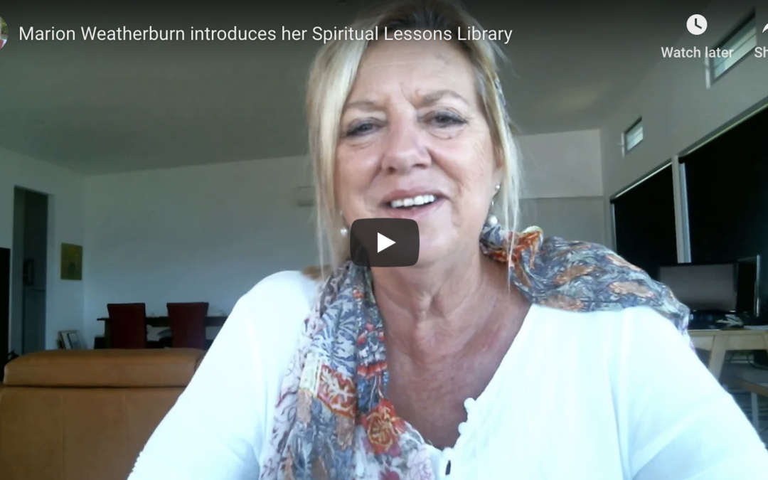 Spiritual Lessons Library: A new YouTube Series