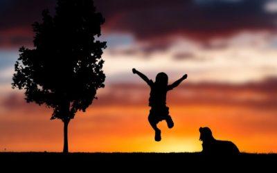 Reiki ~ Helps you jump for Joy !