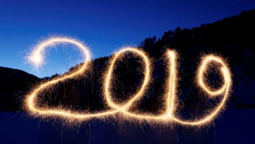 2019 = Happy New YOU !!!